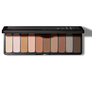 ELF Mad For Matte Nude Mood eyeshadow palette